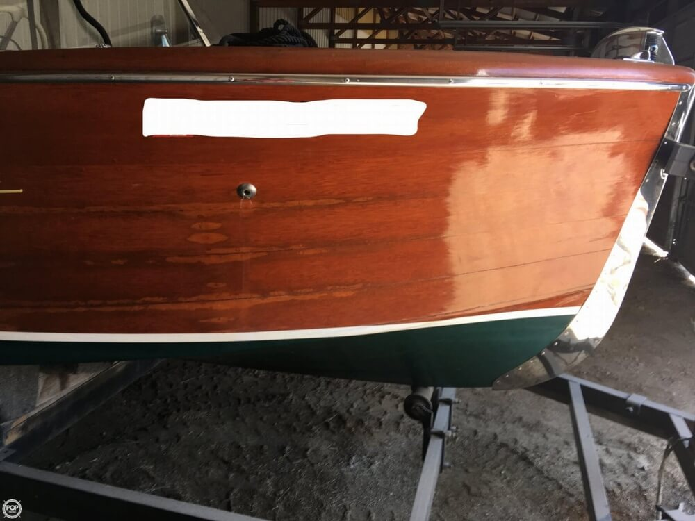 1951 Chris Craft boat for sale, model of the boat is Sportsman & Image # 40 of 40