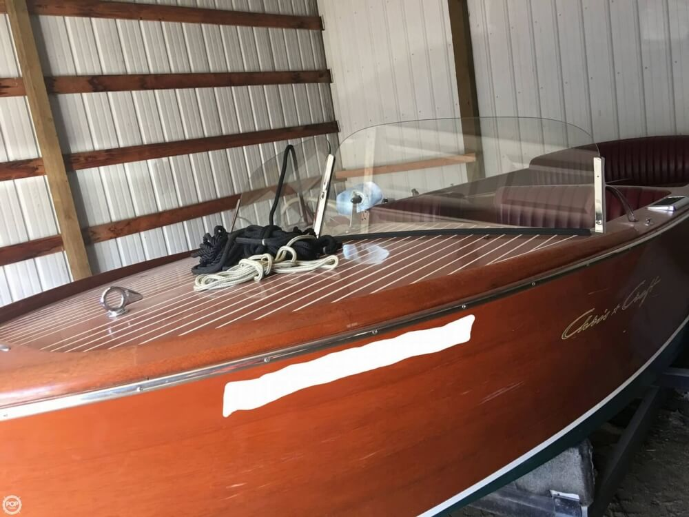 1951 Chris Craft boat for sale, model of the boat is Sportsman & Image # 7 of 40