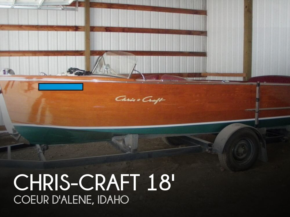 1951 Chris Craft boat for sale, model of the boat is Sportsman & Image # 1 of 40