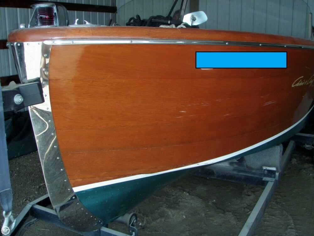1951 Chris Craft boat for sale, model of the boat is Sportsman & Image # 26 of 40
