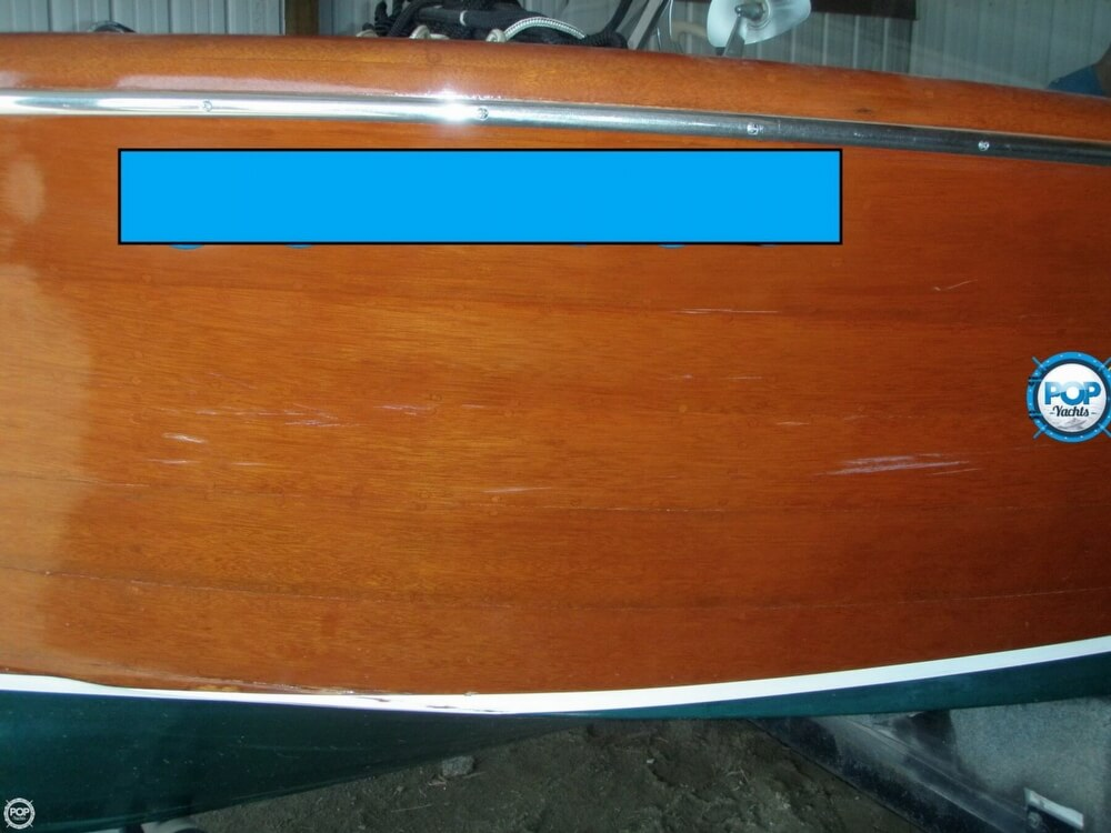 1951 Chris Craft boat for sale, model of the boat is Sportsman & Image # 27 of 40