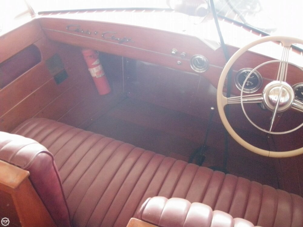 1951 Chris Craft boat for sale, model of the boat is Sportsman & Image # 8 of 40