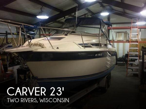 Used Carver 23 Boats For Sale by owner | 1989 Carver 23