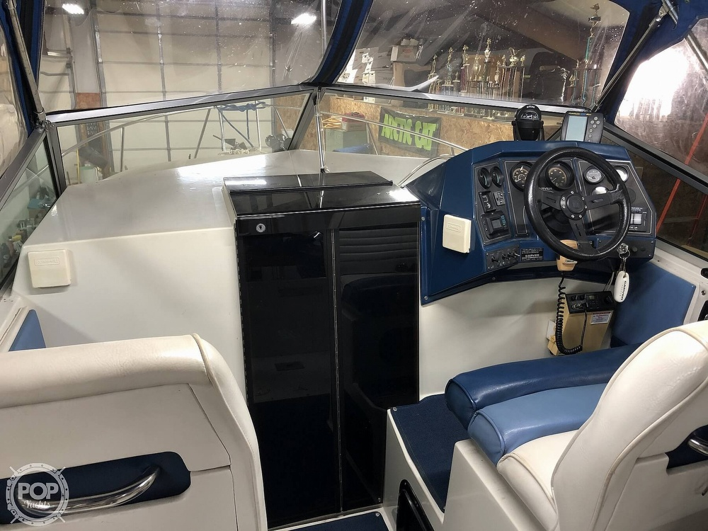 1989 Carver boat for sale, model of the boat is 23 Montego Mid Cabin & Image # 5 of 41
