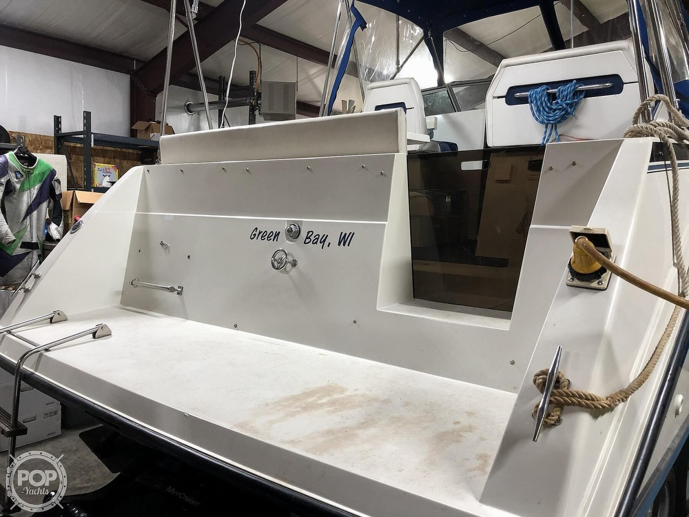 1989 Carver boat for sale, model of the boat is 23 Montego Mid Cabin & Image # 29 of 41