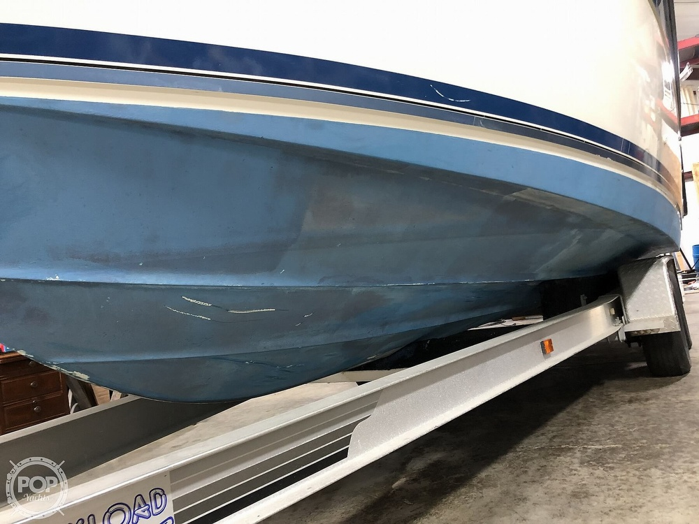 1989 Carver boat for sale, model of the boat is 23 Montego Mid Cabin & Image # 32 of 41