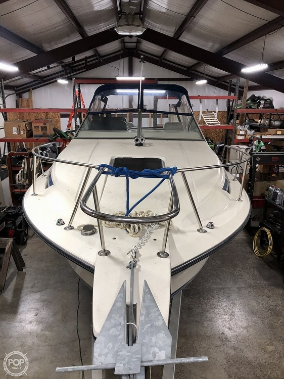 1989 Carver boat for sale, model of the boat is 23 Montego Mid Cabin & Image # 35 of 41