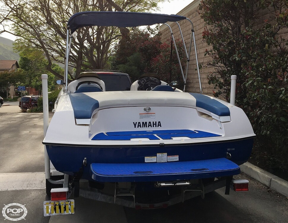 2004 Yamaha boat for sale, model of the boat is LX210 & Image # 4 of 40