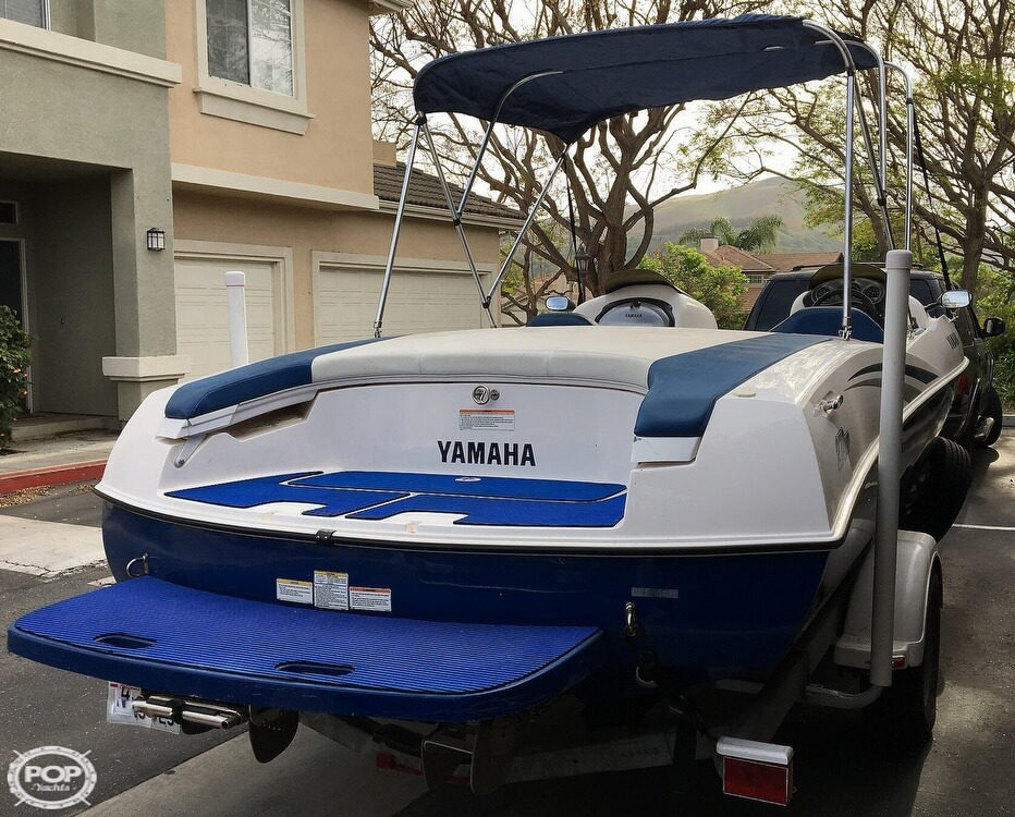 2004 Yamaha boat for sale, model of the boat is LX210 & Image # 5 of 40