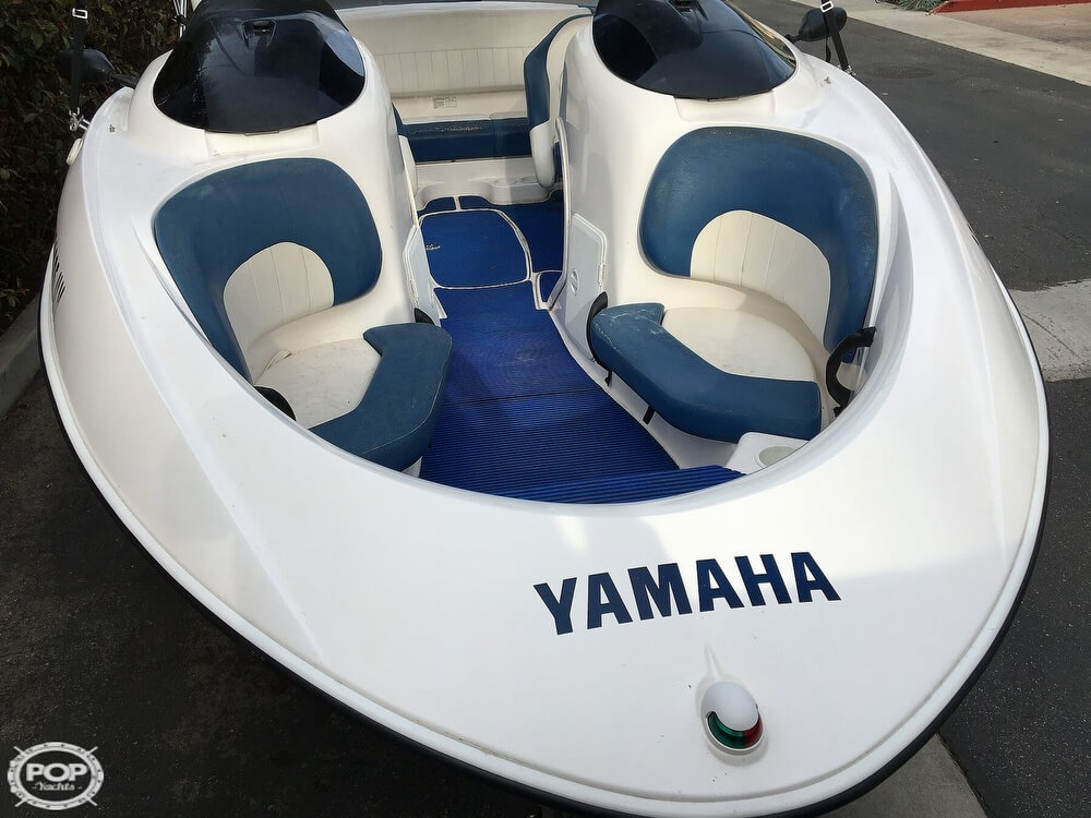 2004 Yamaha boat for sale, model of the boat is LX210 & Image # 7 of 40