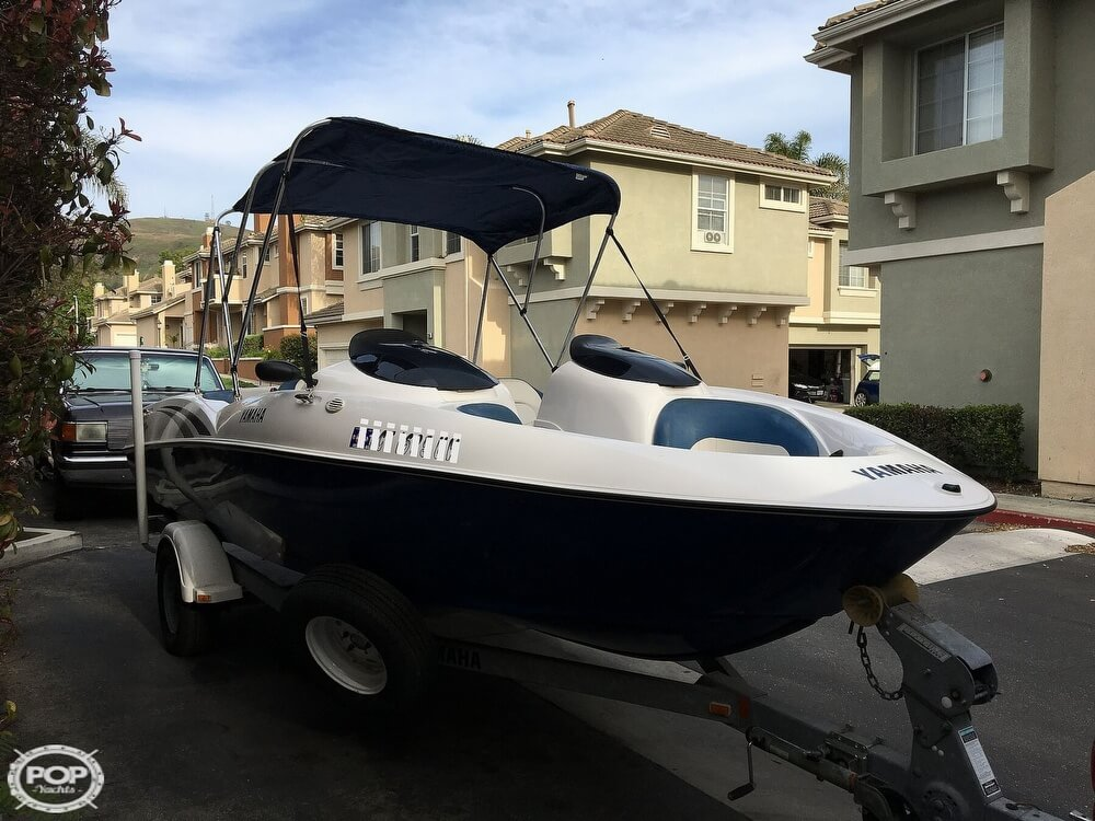 2004 Yamaha boat for sale, model of the boat is LX210 & Image # 6 of 40