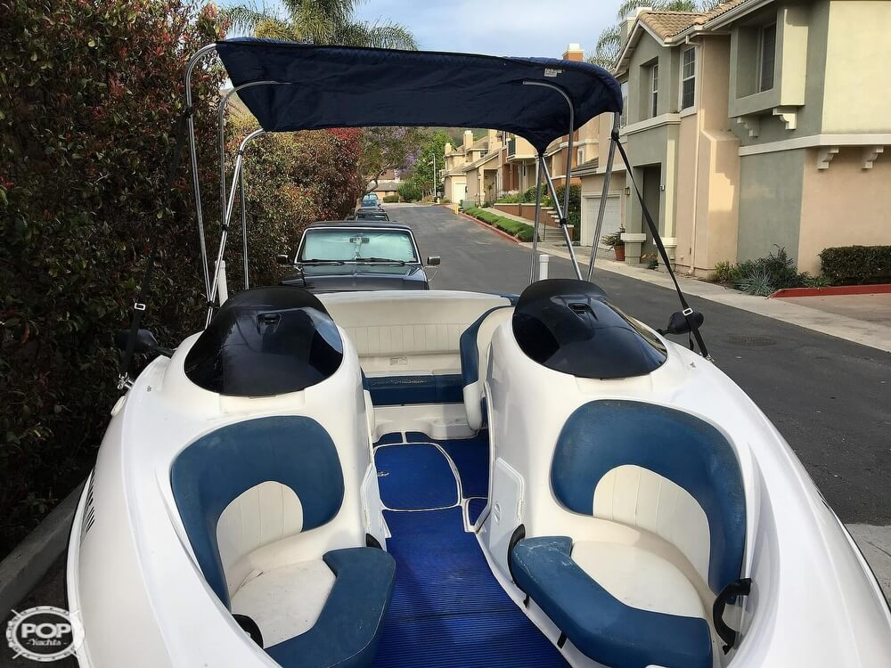 2004 Yamaha boat for sale, model of the boat is LX210 & Image # 8 of 40