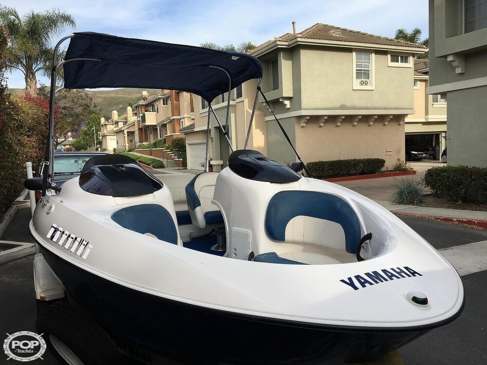 2004 Yamaha boat for sale, model of the boat is LX210 & Image # 10 of 40
