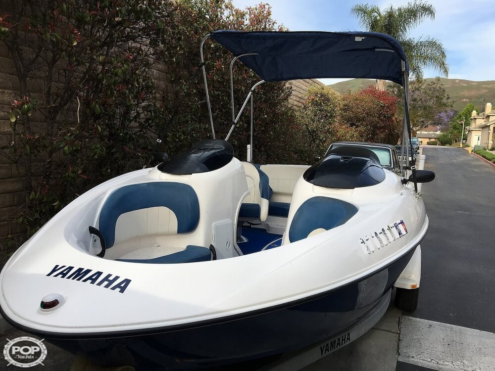 2004 Yamaha boat for sale, model of the boat is LX210 & Image # 11 of 40