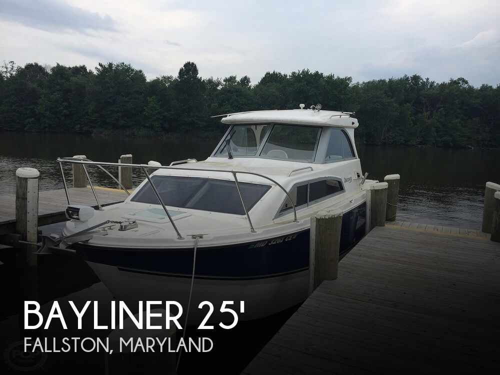 Used Bayliner Boats For Sale in York, Pennsylvania by owner | 2008 Bayliner 25