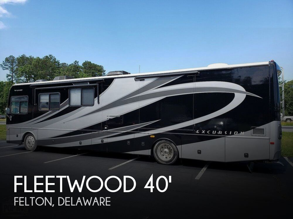 2008 Fleetwood Fleetwood Excursion 40E