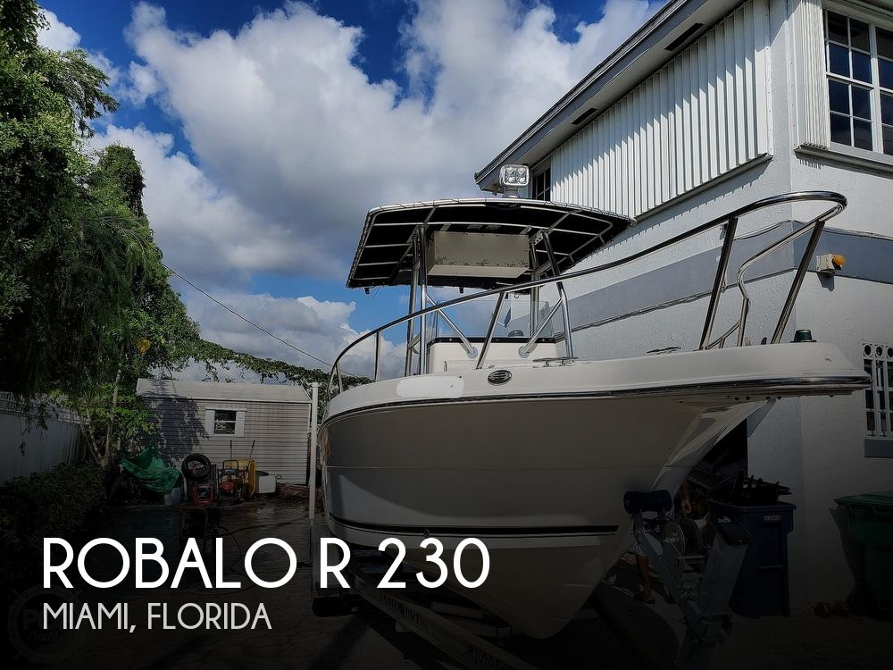 2004 ROBALO R 230 for sale