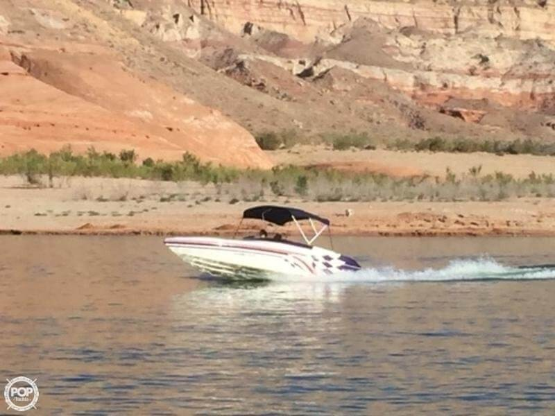 1998 Eliminator boat for sale, model of the boat is 250 Eagle XP & Image # 22 of 40