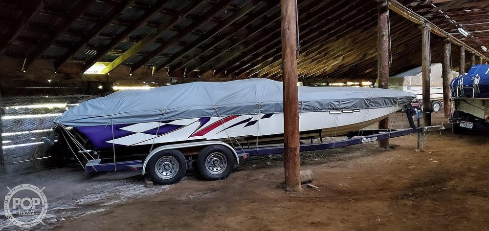 1998 Eliminator boat for sale, model of the boat is 250 Eagle XP & Image # 26 of 40