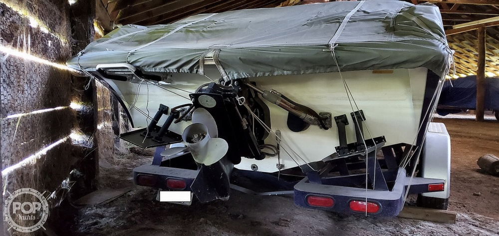 1998 Eliminator boat for sale, model of the boat is 250 Eagle XP & Image # 28 of 40