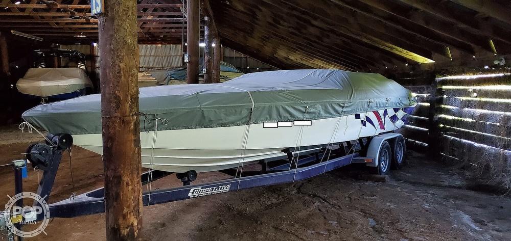 1998 Eliminator boat for sale, model of the boat is 250 Eagle XP & Image # 31 of 40