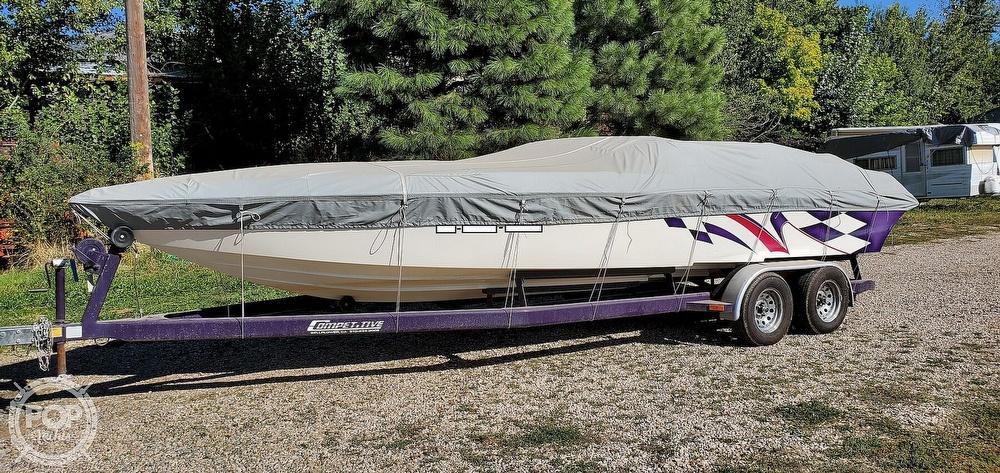 1998 Eliminator boat for sale, model of the boat is 250 Eagle XP & Image # 3 of 40