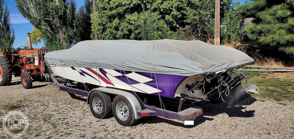 1998 Eliminator boat for sale, model of the boat is 250 Eagle XP & Image # 37 of 40