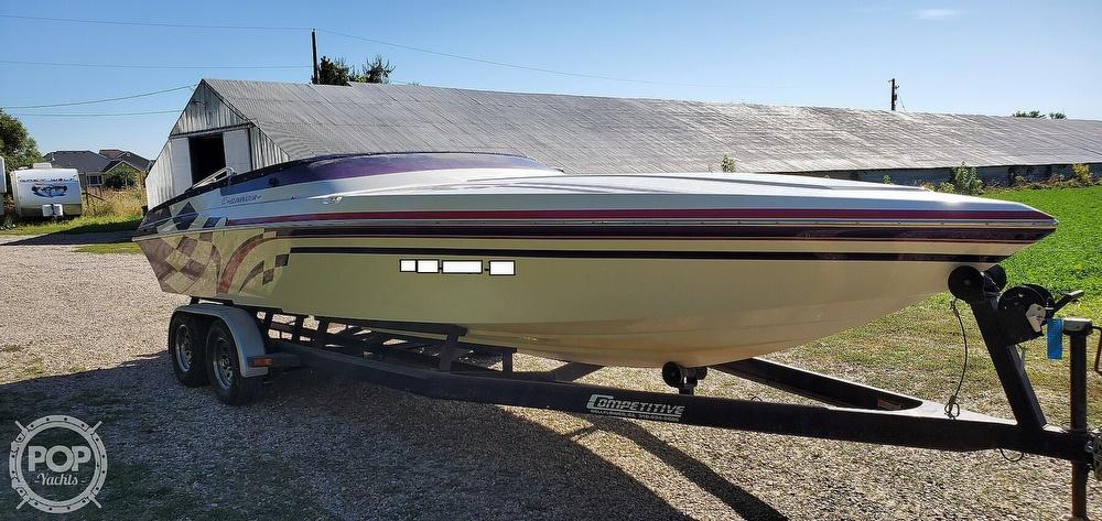 1998 Eliminator boat for sale, model of the boat is 250 Eagle XP & Image # 40 of 40