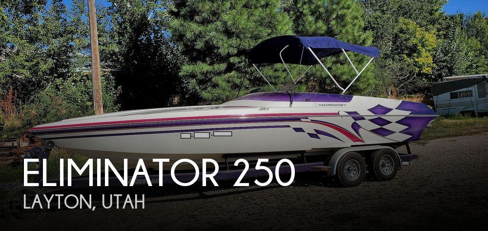 Used ELIMINATOR Boats For Sale by owner | 1998 Eliminator 250 Eagle XP