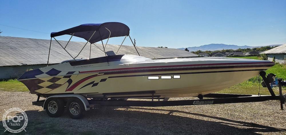 1998 Eliminator boat for sale, model of the boat is 250 Eagle XP & Image # 18 of 40