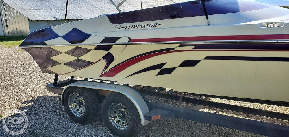 1998 Eliminator boat for sale, model of the boat is 250 Eagle XP & Image # 16 of 40