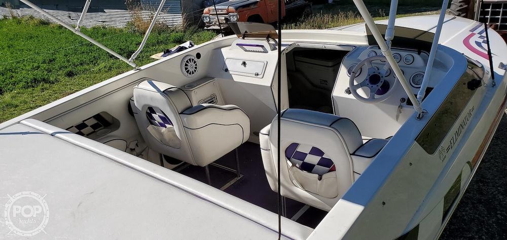 1998 Eliminator boat for sale, model of the boat is 250 Eagle XP & Image # 11 of 40