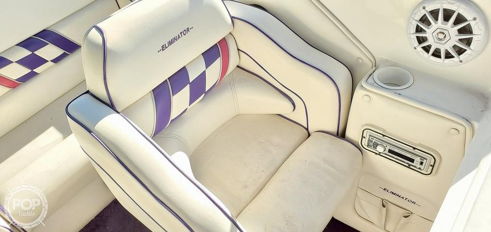 1998 Eliminator boat for sale, model of the boat is 250 Eagle XP & Image # 6 of 40