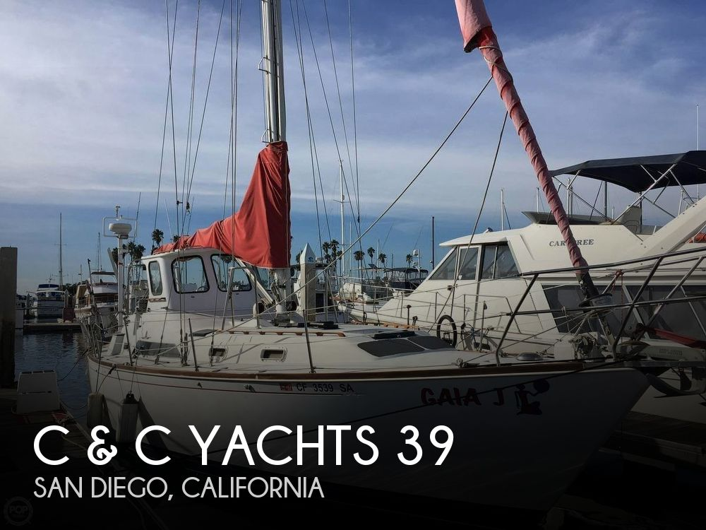 Used Boats For Sale in San Diego, California by owner | 1986 C & C Yachts 39