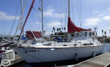 C & C Yachts 39 Landfall, 38', for sale - $58,400