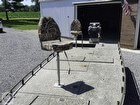 Pedestal Seats
