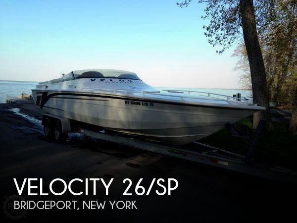 Used Velocity Boats For Sale by owner | 1998 Velocity 26