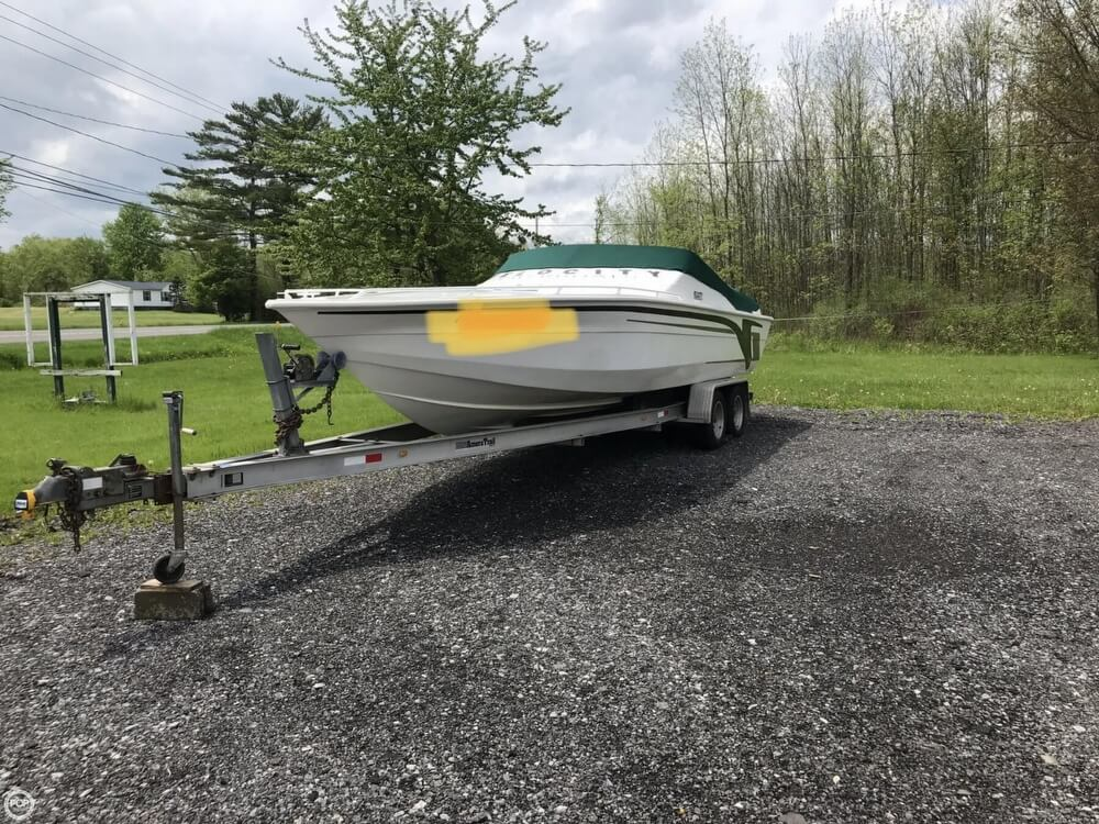 1998 Velocity boat for sale, model of the boat is 026/SP & Image # 12 of 40
