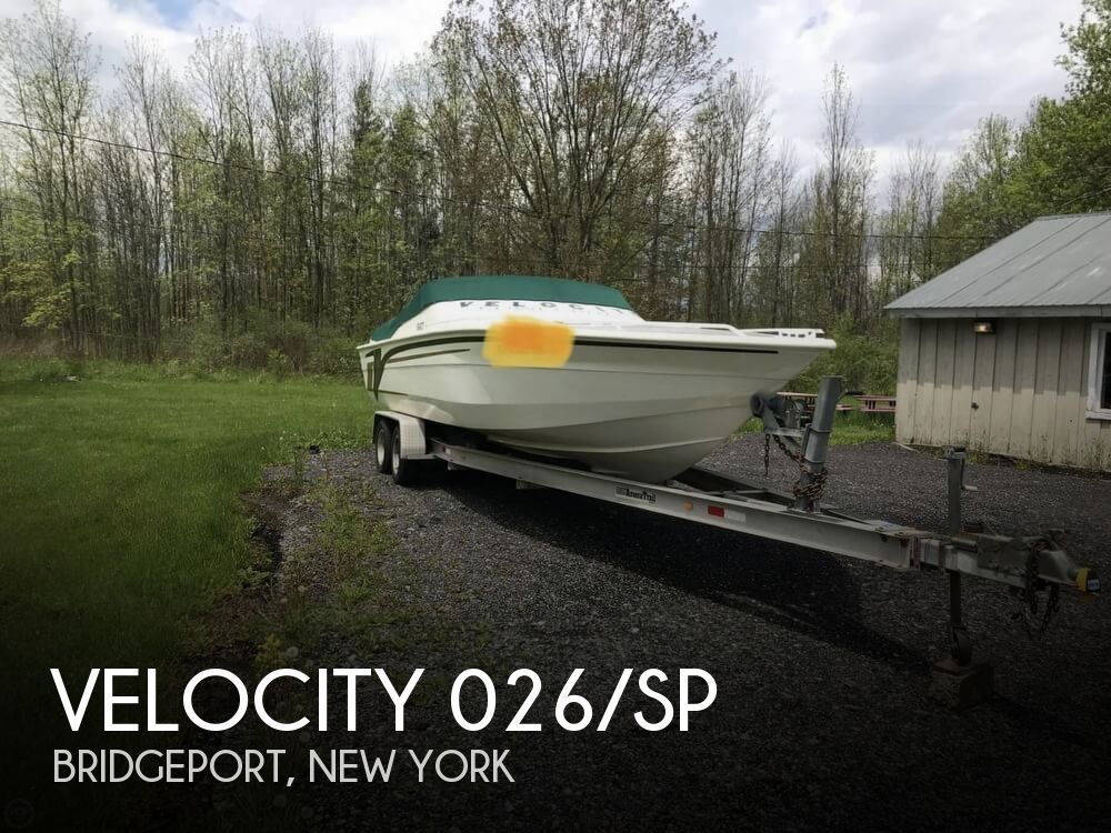 1998 VELOCITY 026/SP for sale