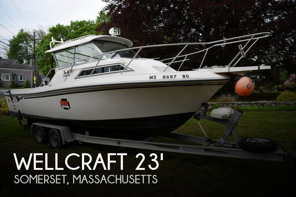 Used Wellcraft 23 Boats For Sale by owner | 1992 Wellcraft 236 Coastal