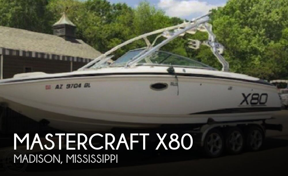 Used Boats For Sale in Mississippi by owner | 2007 Mastercraft 28