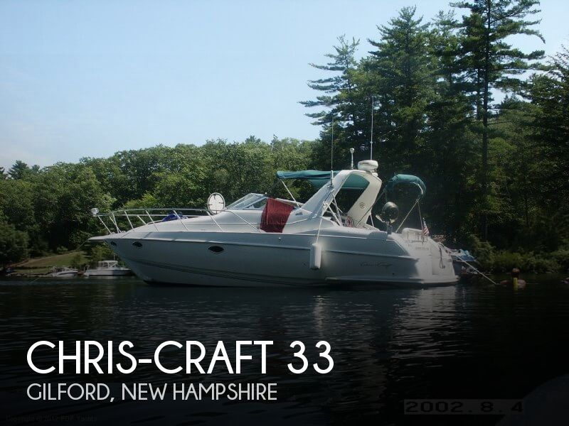 1996 Chris-Craft 33 Crowne