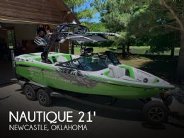 2011 Nautique Super Air 210 Team Edition