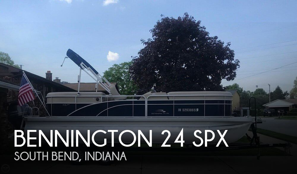 Used Boats For Sale in Fort Wayne, Indiana by owner | 2015 Bennington 24