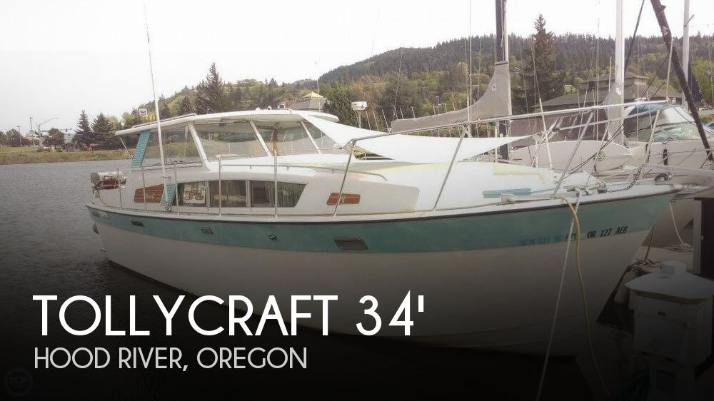 Used Tollycraft Boats For Sale by owner | 1968 Tollycraft 34