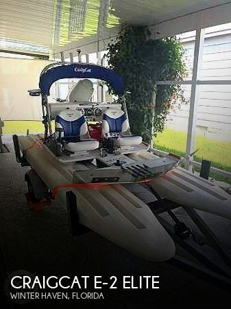 Used CraigCat Boats For Sale by owner | 2017 CraigCat 11