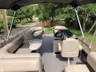 2017 Sun Tracker Party Barge 24 DLX XP3 - #4