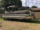 2017 Sun Tracker Party Barge 24 DLX XP3 - #1