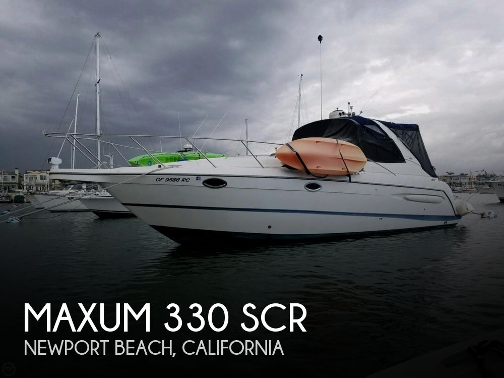 Used Maxum Boats For Sale by owner | 2004 Maxum 330 SE