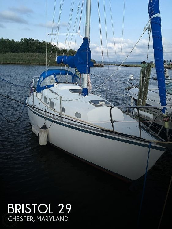 Used Bristol Boats For Sale by owner | 1979 Bristol 29